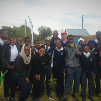 Greening Tembisa this Youth Month and Environment Month July 6, 2018