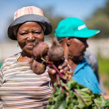 Market Garden Success Stories with Shoprite South Africa
