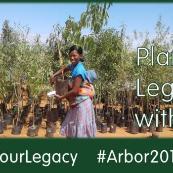 Planting a Legacy this Arbor Month