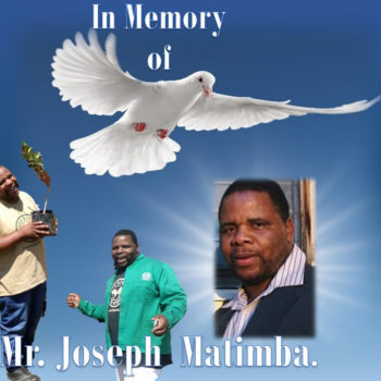 "FTFA Mourns the Loss of ""Ntati Joe"""