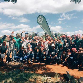 Volunteer Days in March: CHEP at Rosslyn Primary School, Pretoria