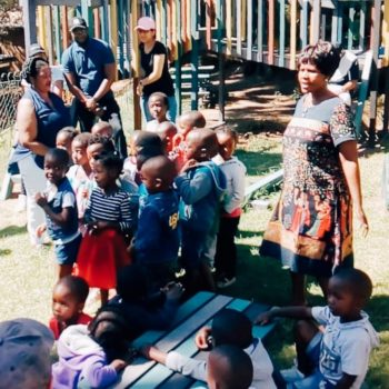 Volunteer Days in March: Bowmans at Toddler City Educare, Alexandra