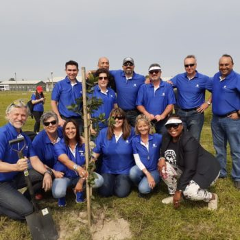 Robben Island's 101 Trees for Tata – Cape Argus Sept. 19 2019