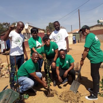 Mamelodi goes green with Ackermans