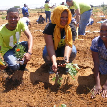 Taking Action for #ZeroHunger Future