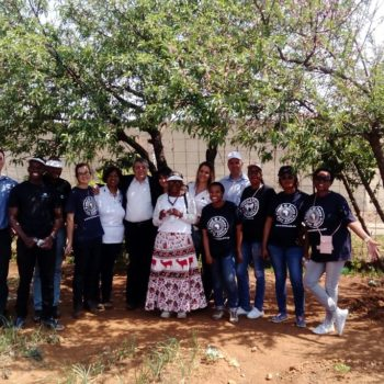 10 Years of Tree Planting with Konica Minolta South Africa Bear Fruit