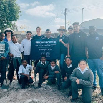 Earth Day 2019 with TTC Africa and One Tree Planted