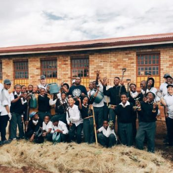 Greening Evaton and Sebokeng with Fortress Fund