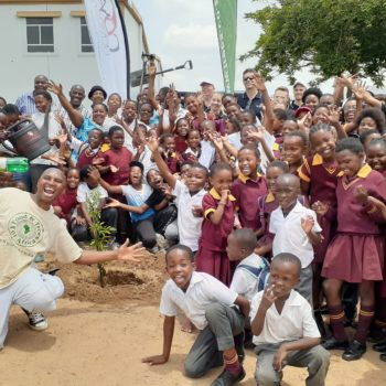 Cova Supports National Tree Planting